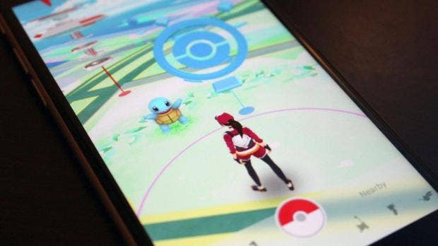Security concerns raised over Pokemon Go app