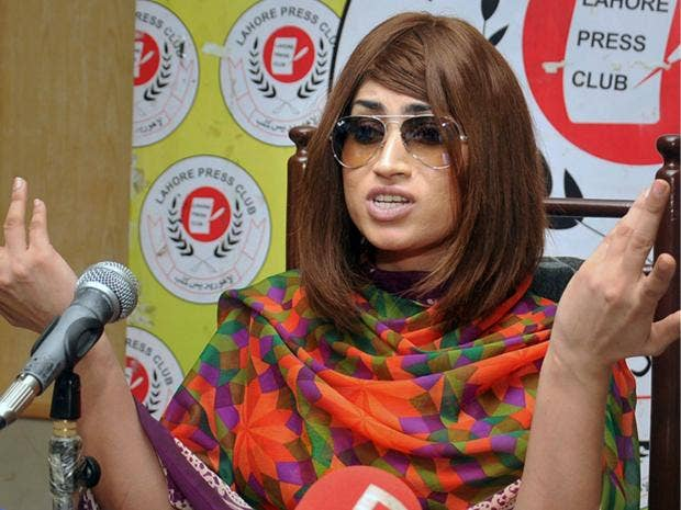 #QandeelBaloch, Pakistani Social Media Star Killed