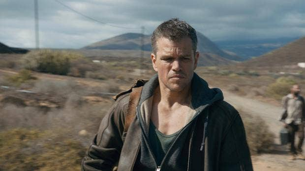 Watch a new trailer for Jason Bourne