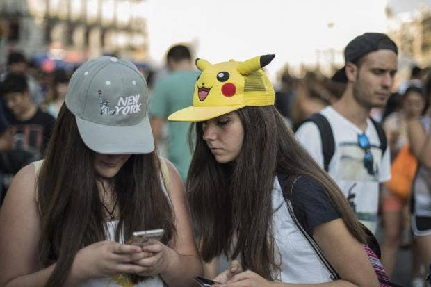 Pokemon GO Creators Are Being Sued for 'Inciting Trespassing'
