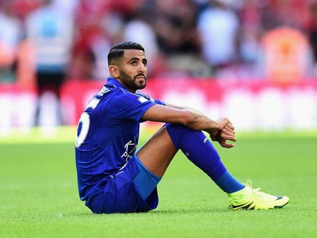 Riyad Mahrez staying at Leicester, says Claudio Ranieri