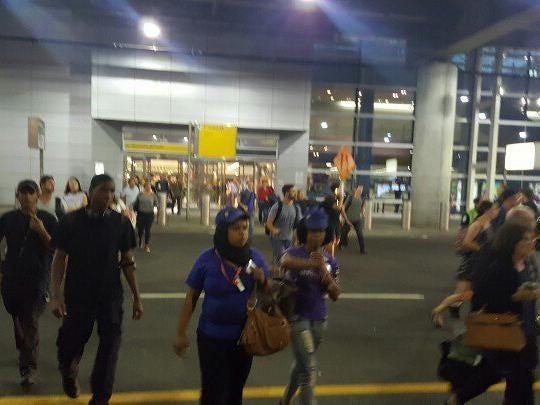 False report of shots fired at JFK Airport