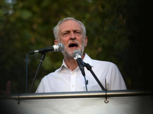 Jeremy Corbyn: Any homophobic supporter of mine is wrong