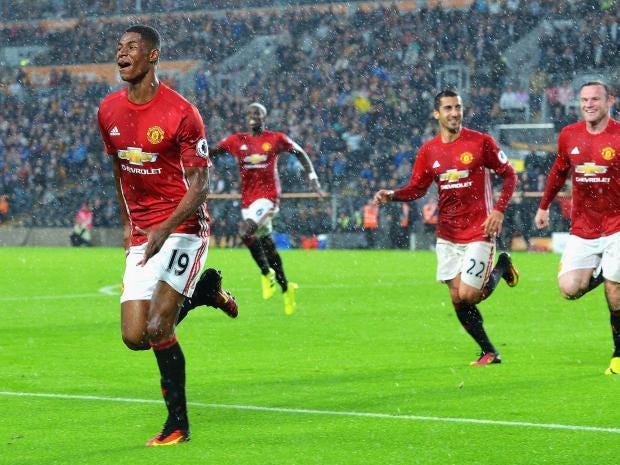 Man Utd beat stubborn Hull City 1-0