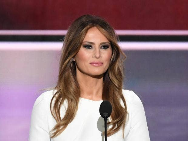Melania Trump Sues Daily Mail For Defamation Following Escort Story