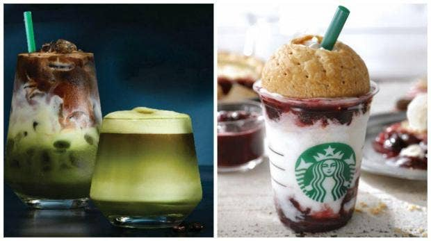 The Most Amazing Starbucks Drinks Around the World The Most Amazing Starbucks Drinks Around the World new images