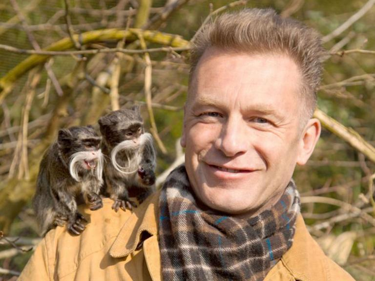 Wildlife presenter Chris Packham admits he twice considered suicide