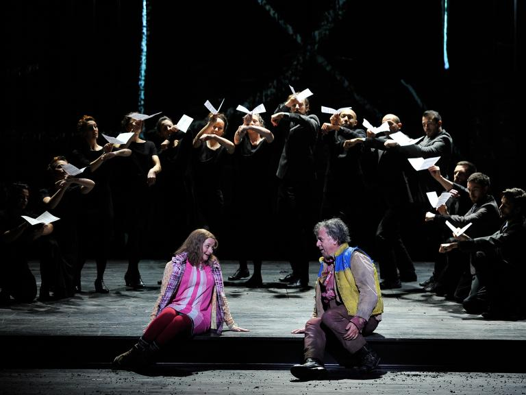 The Magic Flute, Coliseum, review: McBurney returns even more brilliant than before