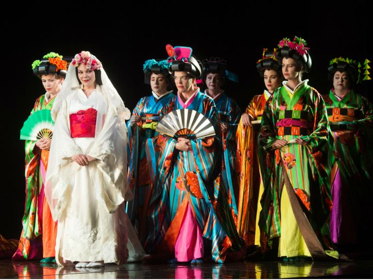 Madam Butterfly, ENO, Coliseum, opera review: 'A visual feast'