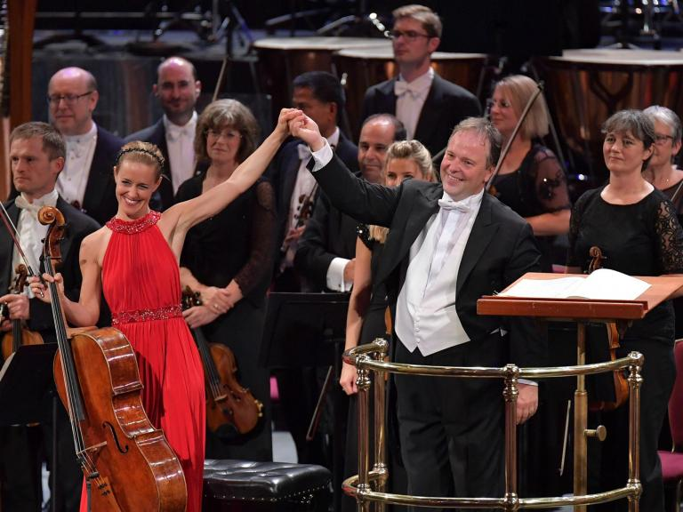 First Night of the Proms: Gabetta/Borodina/BBCSO/Oramo, Prom 2: Boris Godunov, ROH, Royal Albert Hall, review: 'Exquisite'
