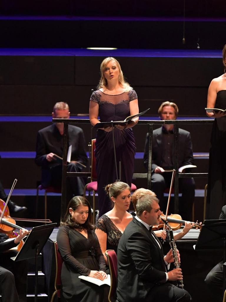 Prom 54: Ivan Fischer/Budapest Festival Orchestra/Collegium Vocale Gent, Royal Albert Hall, review