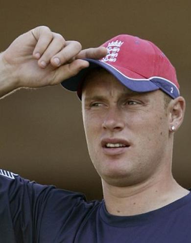 Flintoff is targeting a return for the second Test against South Africa at Headingley