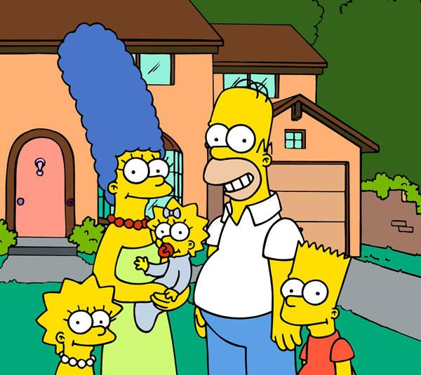 """The Simpsons: """"What would Homer do?"""""""