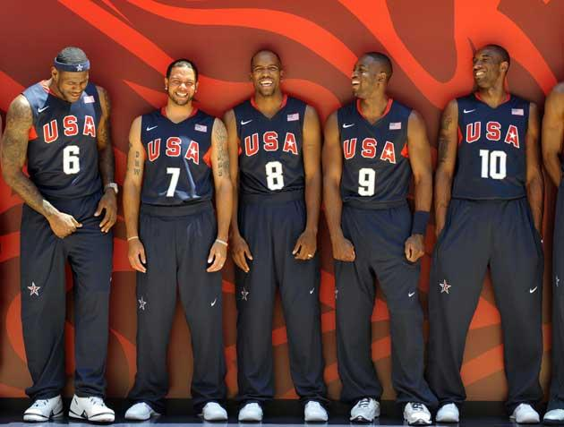 Slam dunk: the US basketball team will dress in Nike