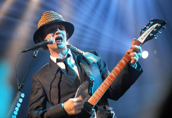 The Babyshambles frontman was due to appear at Yeovil Magistrates' Court to answer allegations of criminal damage, it was reported.