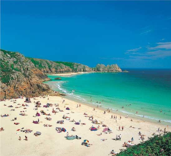 Cornwall has seen water temperatures double since June