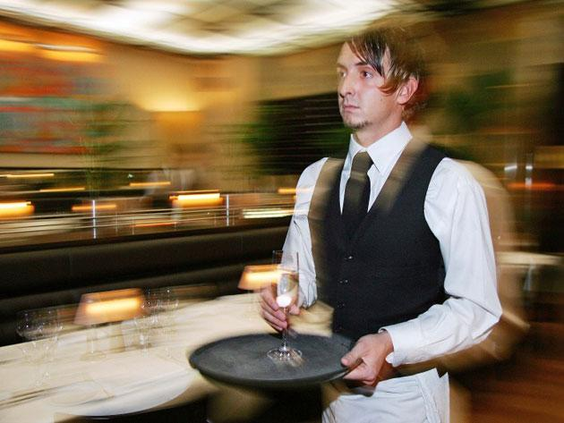 Some restaurant workers are paid £3 an hour, lower than the hourly minimum wage of £5.52