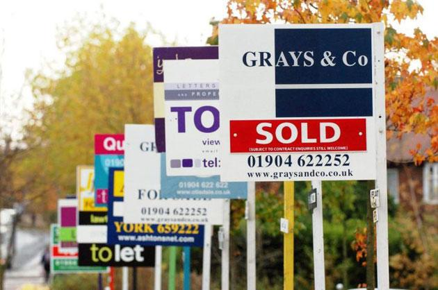 Sellers face a double whammy of falling prices and a bigger cut for the estate agent