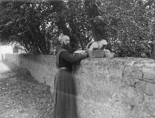 Cistercian monks have inhabited Caldey Island since 1927