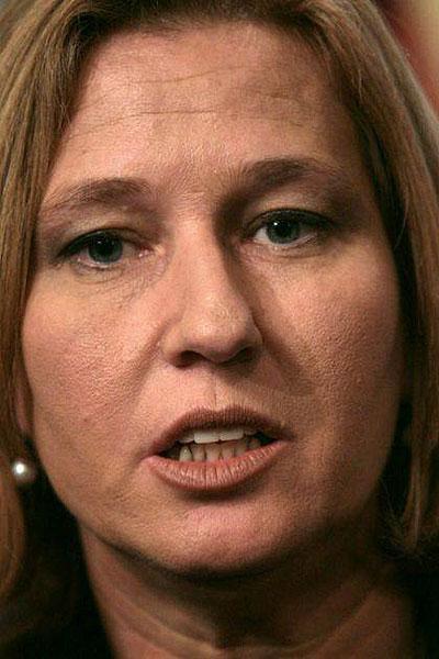 Tzipi Livni: 'hawkish reflexes on Iran and Syria'