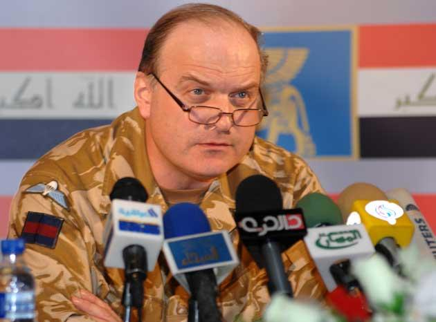 'The Iraqis are an able lot, held down until recently by a pretty brutal regime'