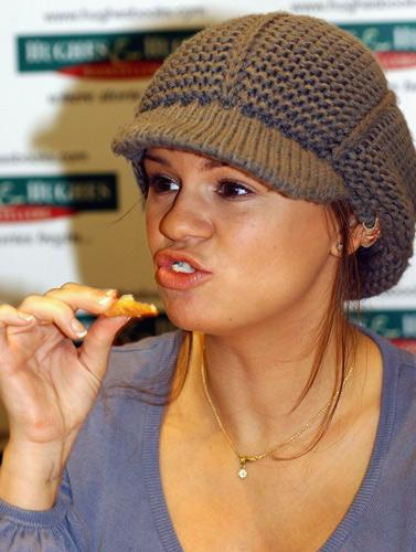 Former Atomic Kitten star Kerry Katona was given a further two-week reprieve at the High Court today in her bankruptcy battle with the taxman.