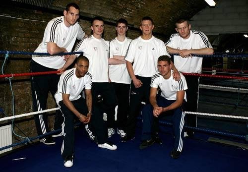 The Great Britain boxing team has been handed a tough draw