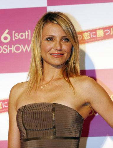 Cameron Diaz is hot for a GQ man