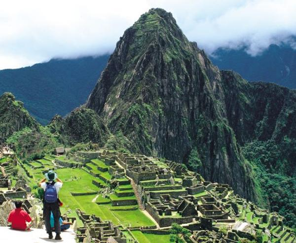 Machu Picchu, is just one of the stunning sights awaiting gap year travellers on their trip to South America
