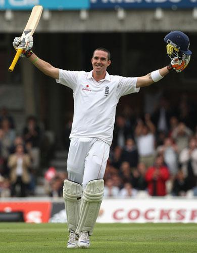 1/2: The big stage continues to bring the very best out of Pietersen. In his first innings against the country of his birth he scored a hundred, as he did in his debut as captain
