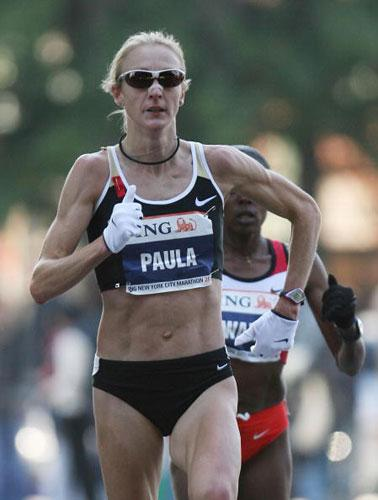 Paula Radcliffe denies the Beijing marathon will define her career after three Olympic disappointments