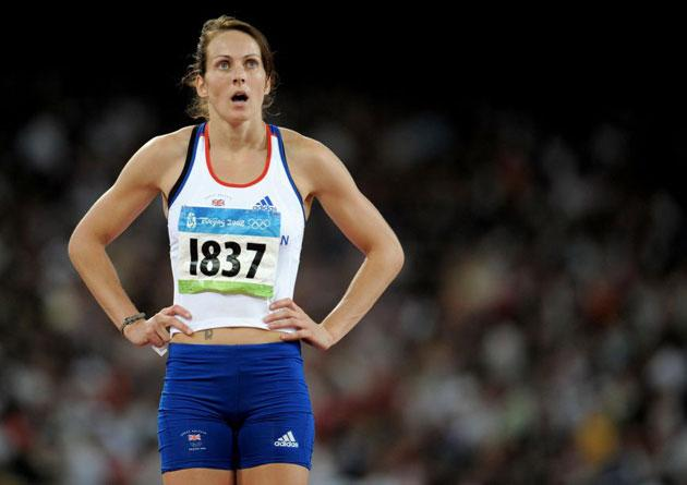 Kelly Sotheron blamed her disappointing performance on having to run a time-trial the previous night on the orders of team officials