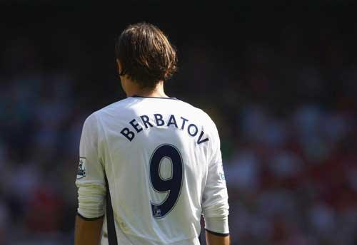"""Berbatov's has said it would be a """"dream move"""" to go to Manchester United"""