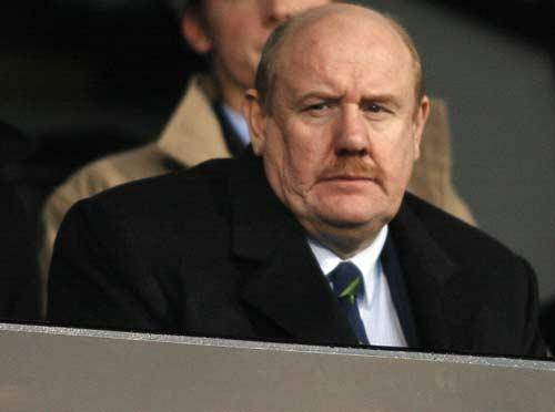 Barwick's position has been the subject of speculation ever since Lord Triesman's appointment at the FA