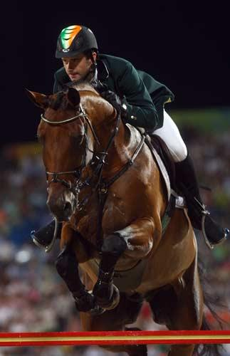 Denis Lynch on Lantinus, the Irish horse that tested positive for traces of drugs