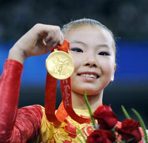 It is claimed the gymnast He Kexin is 14, not 16 as Beijing insists