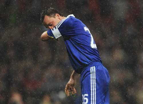 Chelsea came within a kick of winning the Champions League last season but John Terry miscued his penalty