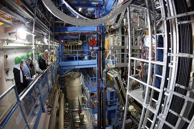 The Cern cathedral of science may reveal the universe's secrets, or suck us into a black hole