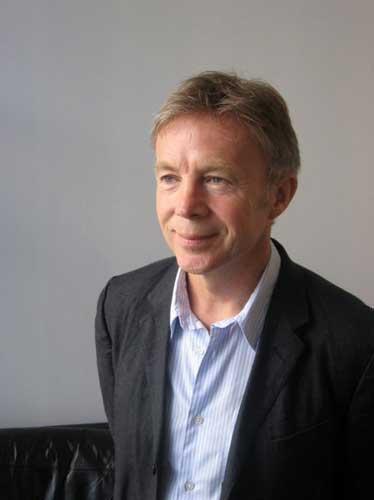 Graham Stuart says Radio 4 is his soundtrack