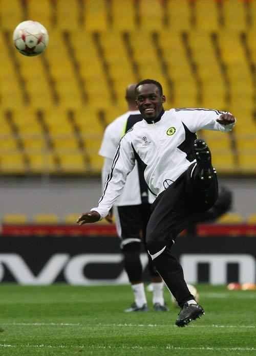 Essien suffered  the problem while on international duty with Ghana