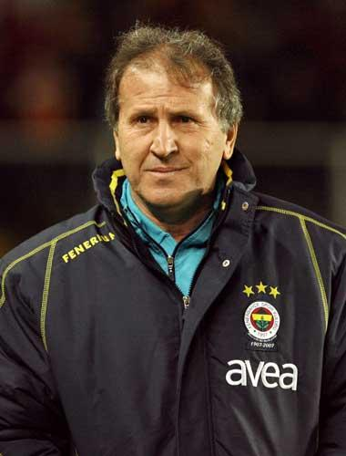 Zico led Fenerbahce to the Champions League quarter-finals last season