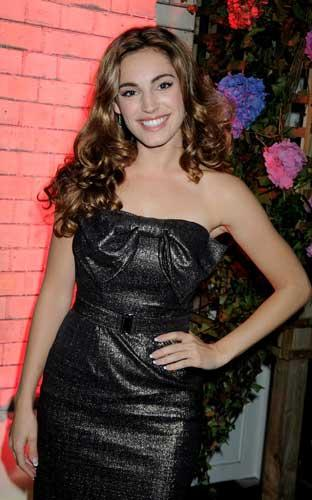 After Billy Zane, Kelly Brook is 'now out with a thrusting young British success story in Danny Cipriani'
