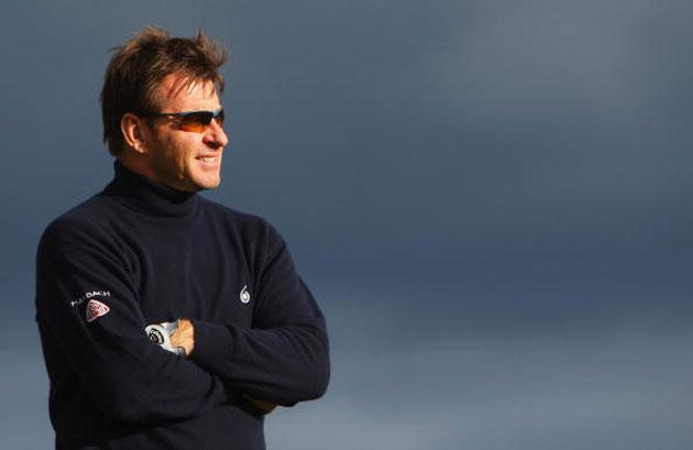 'You can give a big Winston Churchill speech and the guys will go out and lose, or you can just tell them to get on with it and they will win,' says Europe's Nick Faldo of his approach to Ryder Cup captaincy