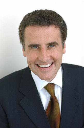 """Dermot Murnaghan: """"I suspect if I won the lottery I would give up work, but in the absence of that it's a great job"""""""