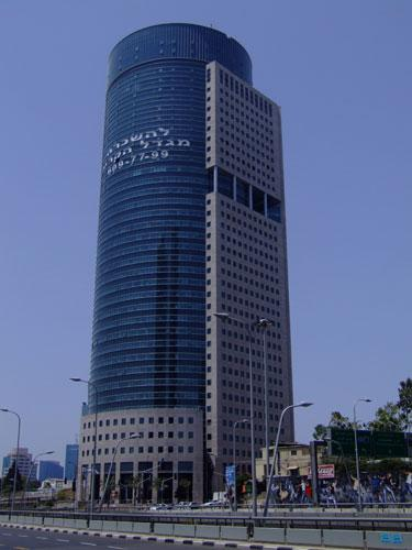 The embassy plans to move to Kirya Tower, owned by Lev Leviev,  who is said to fund settlements
