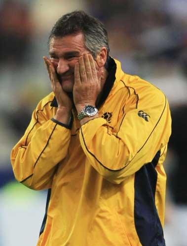Scotland coach Frank Hadden has lost a fifth of his 50-man squad