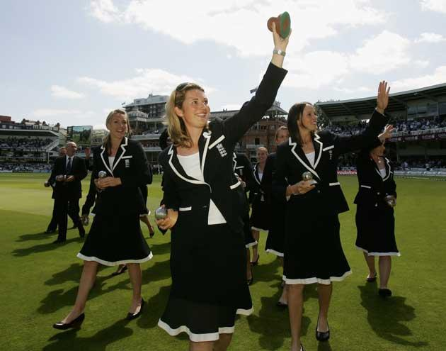 The success of the England team has failed to open the Lords doors wider for women