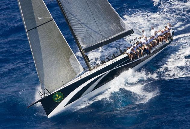 Ernesto Bertarelli joins Numbers at the Voiles de St. Tropez this week