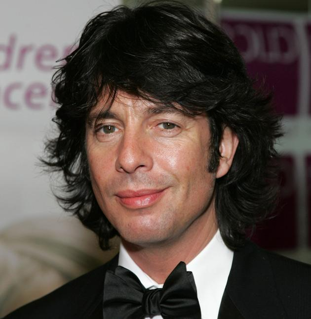 """""""There's salt in my DNA,"""" said Laurence Llewellyn-Bowen, proudly."""