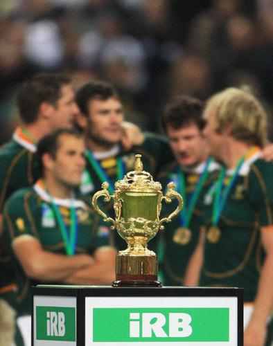 South Africa are the current holders of the World Cup following their victory in the final over England in Paris last year